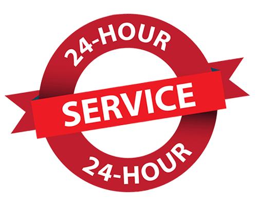 24 Stunden Notdienst & Havarie Bereitschaft